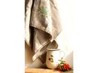 Linane saunalina roheline lill KO-69484