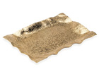 Kandik Crumpled väike, kuldne A5-69504