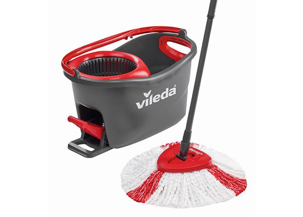 Vileda Easy Wring&Clean mopp+ämber SY-69763