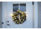 Jõulupärg LED tuledega 50cm AA-70127