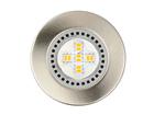 Integreeritud LED ripplaevalgusti süvistatav 3-ne komplekt EW-70366