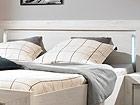 LED-valgustite komplekt voodile Sarlat