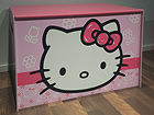 Mänguasjade kast Hello Kitty TS-70592