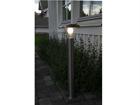 Päikesepaneeliga aiavalgustipost AA-72756