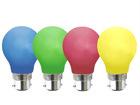 Dekoratiivne plastikust LED-pirn valgusketile AA-72940