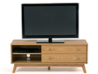 TV-alus Kensal TV Unit - Large Oak WO-73394