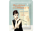 Retro metallposter Breakfast at Tiffany´s SG-73765