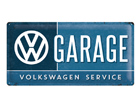Retro metallposter VW Garage 25x50cm SG-74273