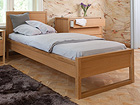 Voodi NewEst Bed Single 90x200 cm WO-74567