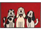 Vaip Three Dogs 50x75 cm A5-74717