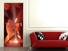 Fototapeet Sunray in Canyon 100x210cm ED-76707