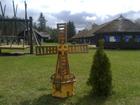 Dekoratiivne aiatuulik 120 cm LK-76947