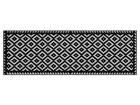 Vaip Tabuk Black & White 60x180 cm A5-77312