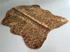 Loomamustriga vaip Pruun Giraffe 110x150cm EK-78230