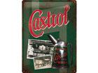 Retro metallposter Castrol 30x40cm SG-78383