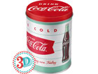 Plekkpurk Coca-Cola Ice cold 1L SG-78428