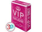Plekkpurk 3D VIP only pink 4L SG-80667