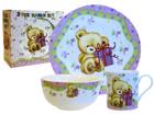 Lauanõude komplekt Karu ET-80963