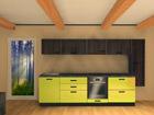 Kõrgläikega köök 320 cm AR-81197