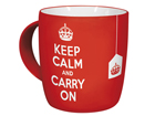 Kruus Keep calm and carry on SG-81275