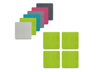 Klaasialuste komplekt 4tk GB-82109