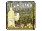 Retro klaasialus Vino Bianco 4tk SG-82335