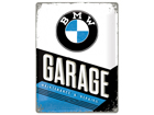 Retro metallposter BMW Garage 30x40 cm SG-84349