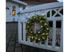 Jõulupärg LED tuledega 50 cm AA-84580
