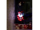 Jõulukaunistus aknale Jõuluvana AA-84643