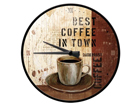 Retro seinakell Best Coffee in Town SG-85450