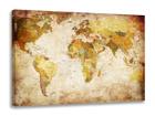 Seinapilt Maakaart 60x80 cm ED-86127