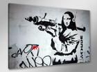 Seinapilt Banksy Art 60x80 cm ED-86137