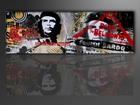 Seinapilt Che Guevara 120x40 cm ED-86140