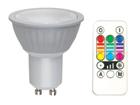 RGB LED pirn GU10 EW-86830