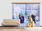 Kardin Disney Ice Kingdom, 280x245 cm