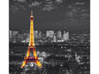 Fotokardin Paris by night, 280x245 cm ED-87051
