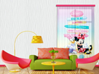 Fotokardin Disney Daisy and Minnie 140x245 cm ED-87188