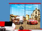 Poolpimendav fotokardin Disney Cars 2