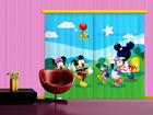 Poolpimendav fotokardin Disney Mickey and Friends