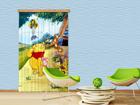 Poolpimendav fotokardin Disney Winnie the Pooh 140x245 cm ED-87425