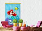 Poolpimendav fotokardin Disney Ariel 140x245 cm ED-87426