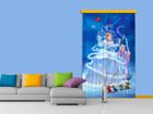 Poolpimendav fotokardin Disney Cinderella 140x245 cm ED-87427