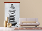 Poolpimendav fotokardin Stones 140x245 cm ED-87443