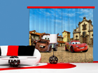 Pimendav fotokardin Disney Cars 280x245 cm ED-87459