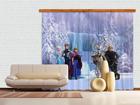 Pimendav fotokardin Disney Ice Kingdom 280x245 cm ED-87485