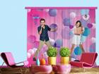 Pimendav fotokardin Disney Violetta sings 280x245 cm ED-87486