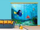 Pimendav fotokardin Disney Nemo 280x245 cm ED-87489