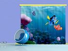 Pimendav fotokardin Disney Nemo 280x245 cm ED-87492
