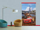 Pimendav fotokardin Disney cars Paris 140x245cm ED-87830