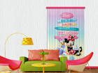 Pimendav fotokardin Disney Daisy and Minnie I 140x245 cm ED-87838